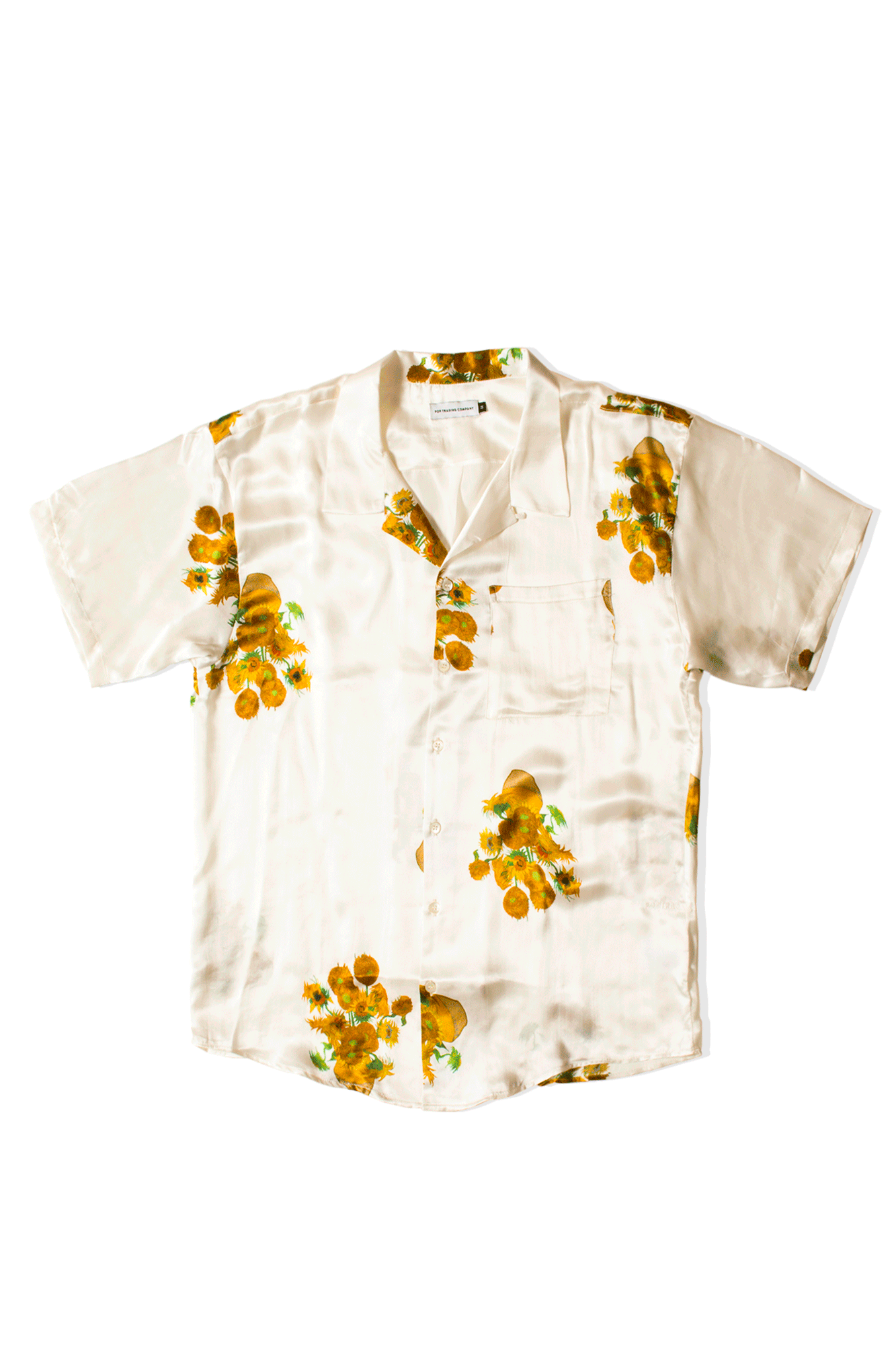 Van Gogh Shirt White