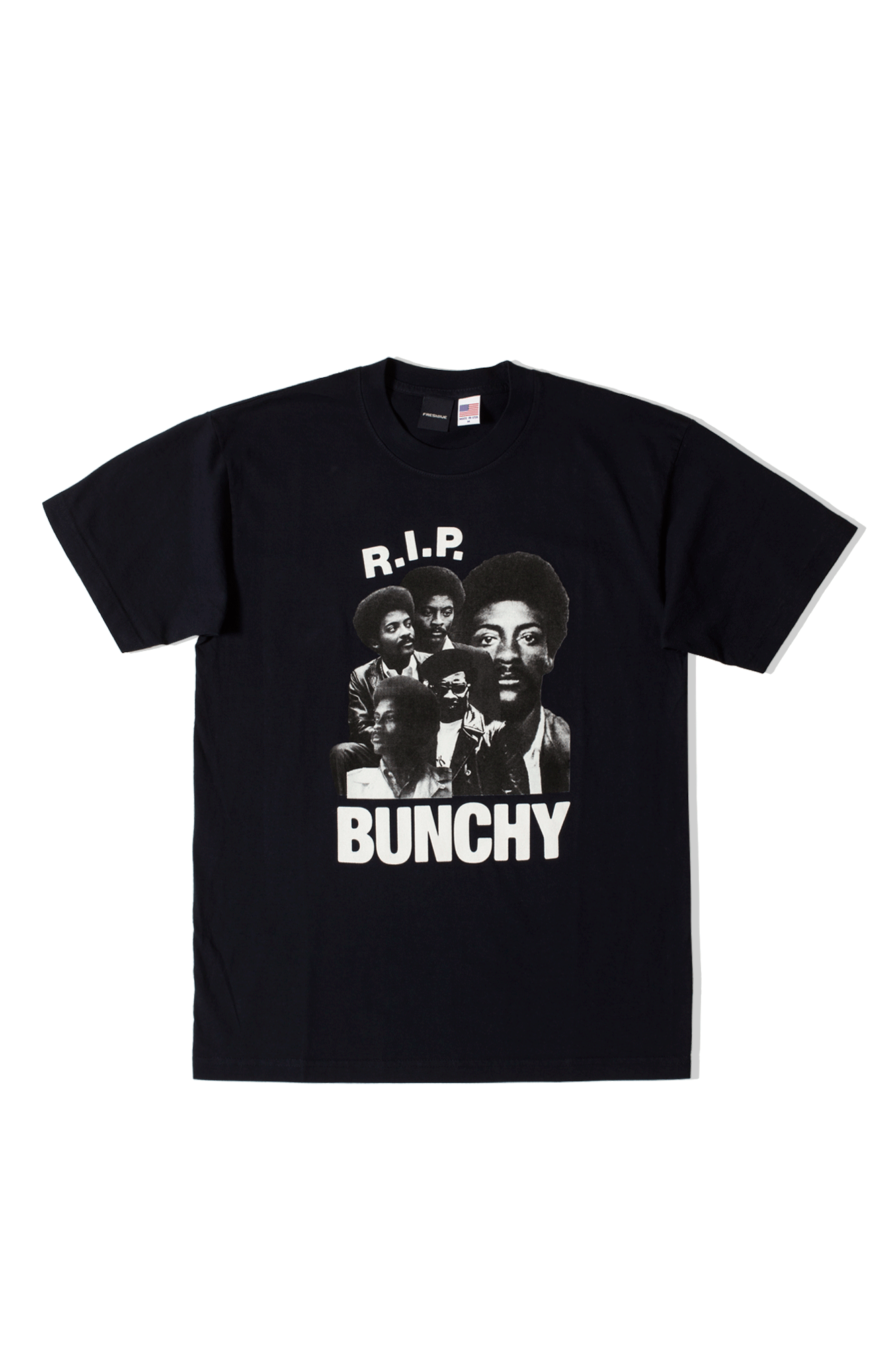 Bunchy Carter Tee Blue