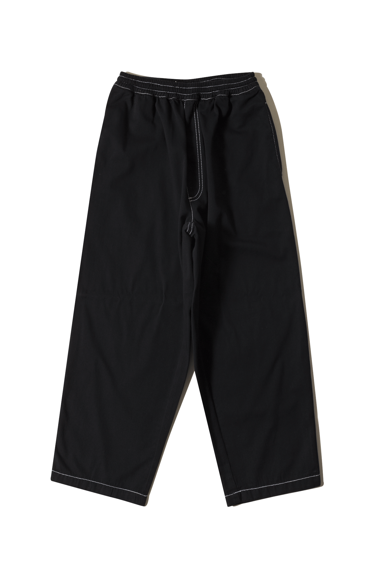 Trousers Polar Surf Pants 2.0 Black - One Block Down