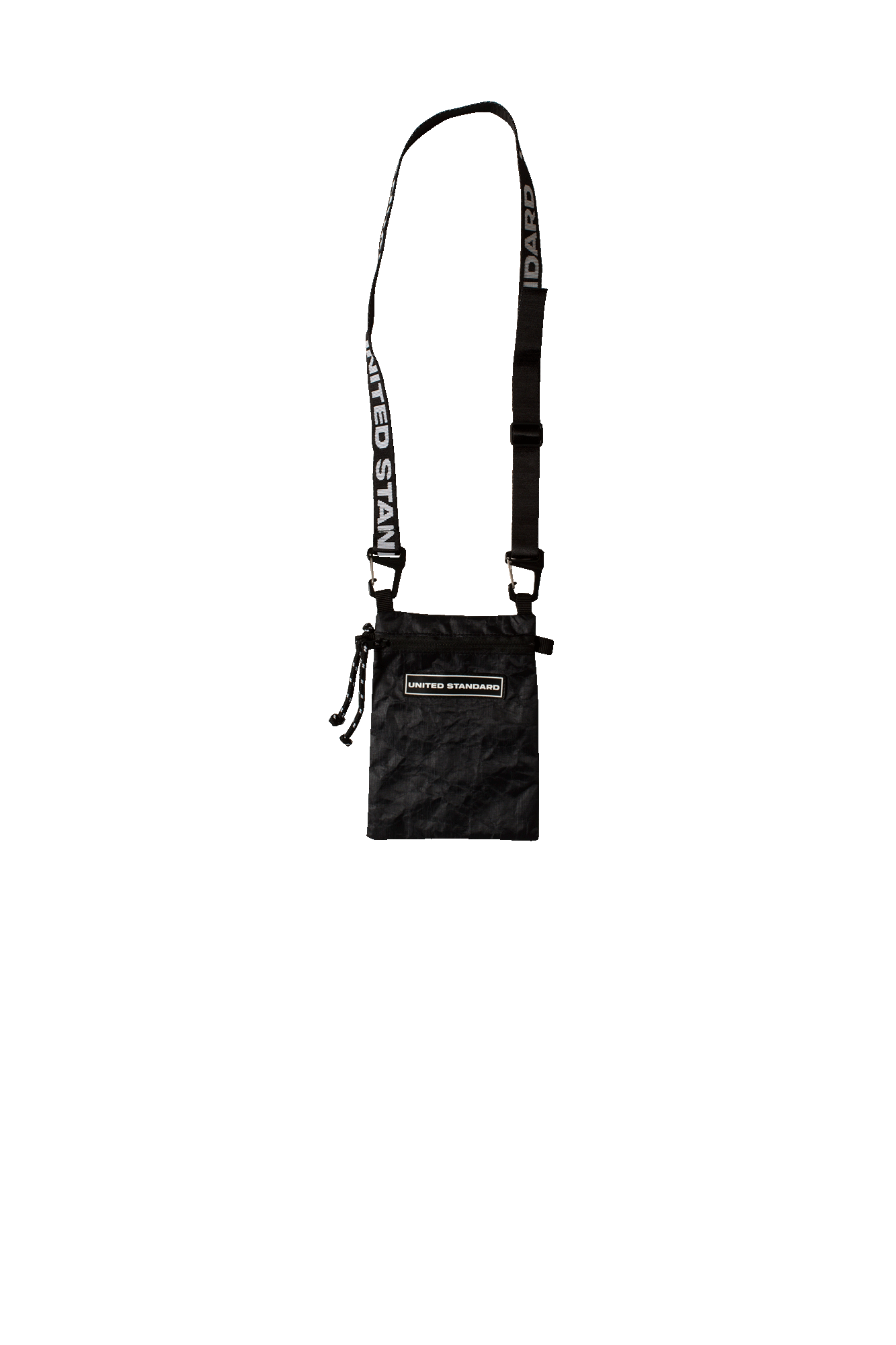 Black Neckpack Black