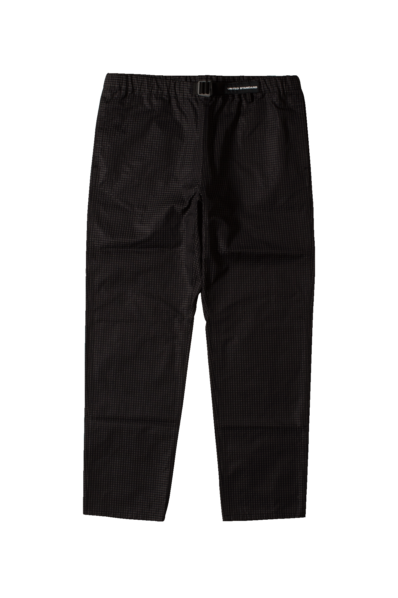 Ripstop Track Pants Black