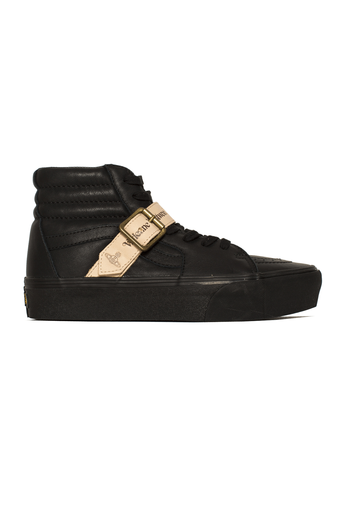 Sk8-Hi Platform PS by Vivienne Westwood Black