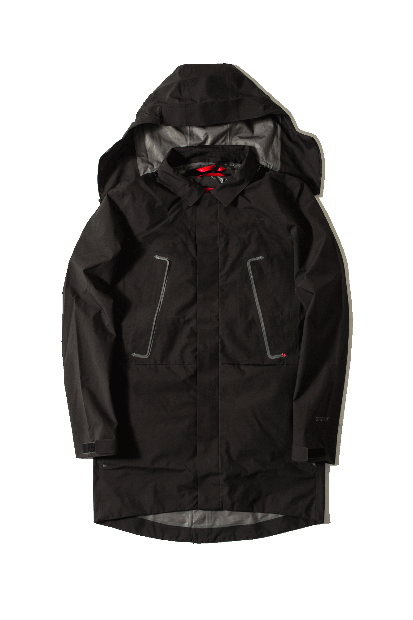 The North Face Red Mountain Baldir Triclimate Jacket Tnf