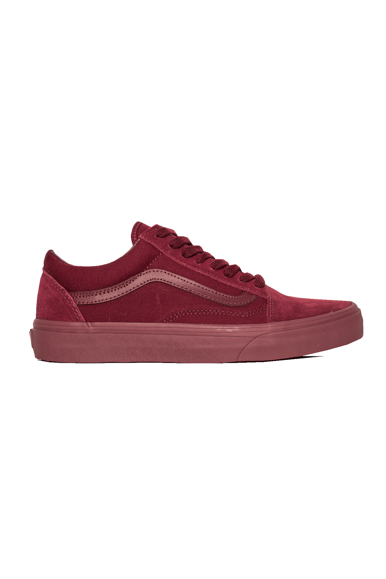 Vans Sneakers Old Skool Mono Red Z9JUW#000#C0012#10,5 One