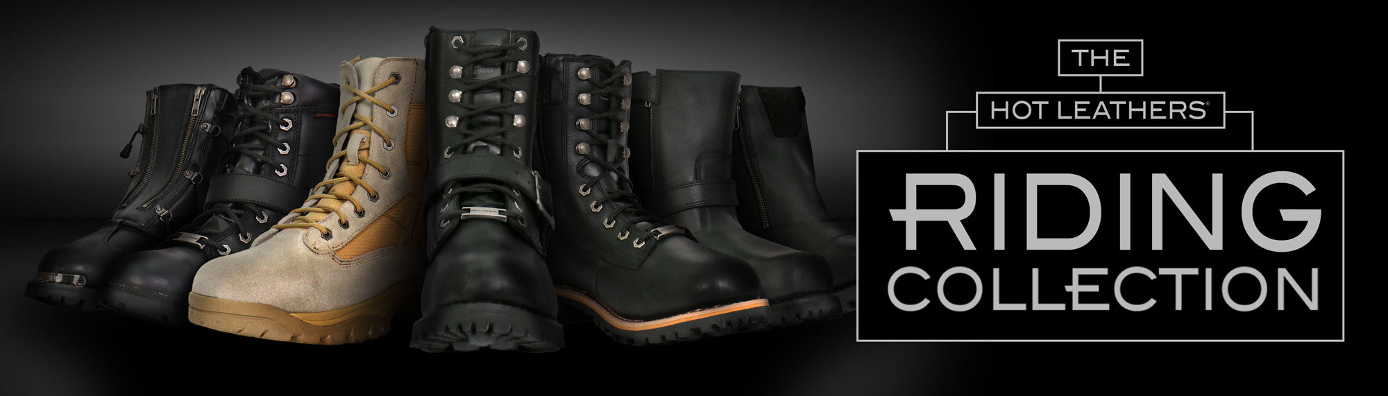 Hot Leathers Motorcycle Boots for men women and ladies sneakers and footwear