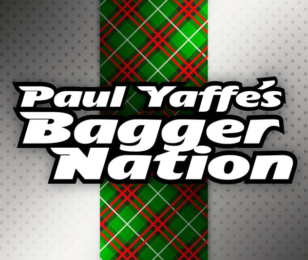Paul Yaffes Bagger Nation Shirts Hats Patches