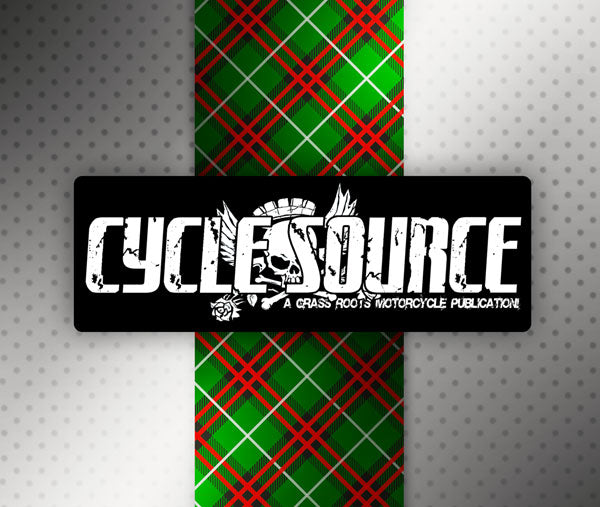 Cycle Source Magazine Shirts Hats and Patches