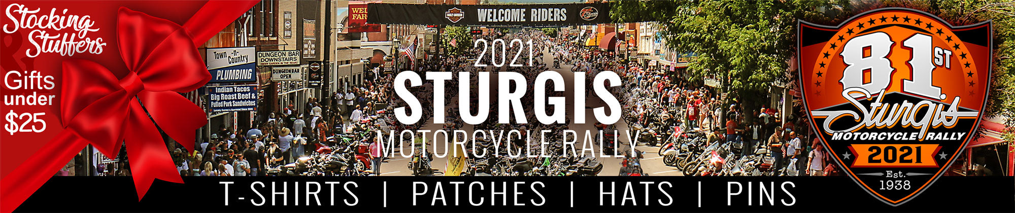 Sturgis Motorcycle Rally Offical Merchandise