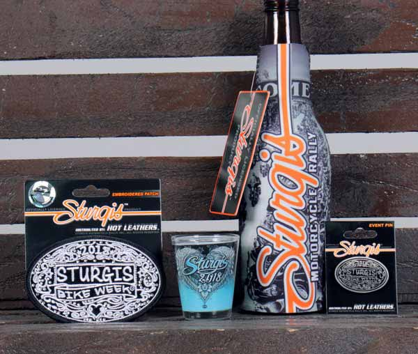 Sturgis Accessories Offical Merchandise