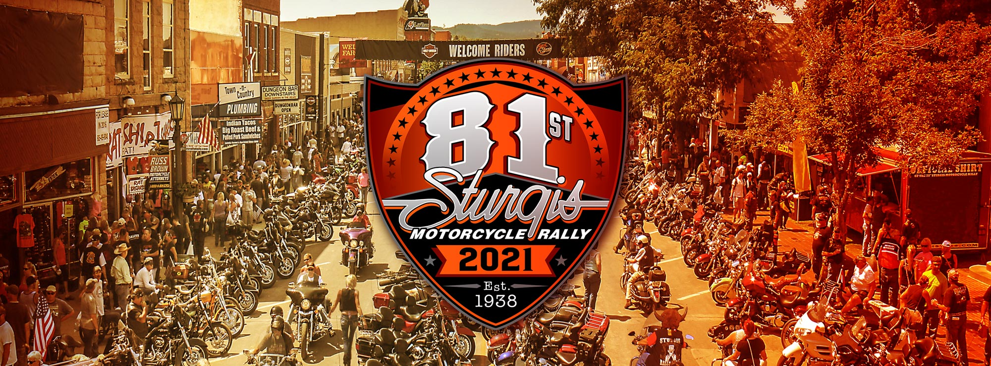 Sturgis motorcycle rally shirts, patches, hats and more