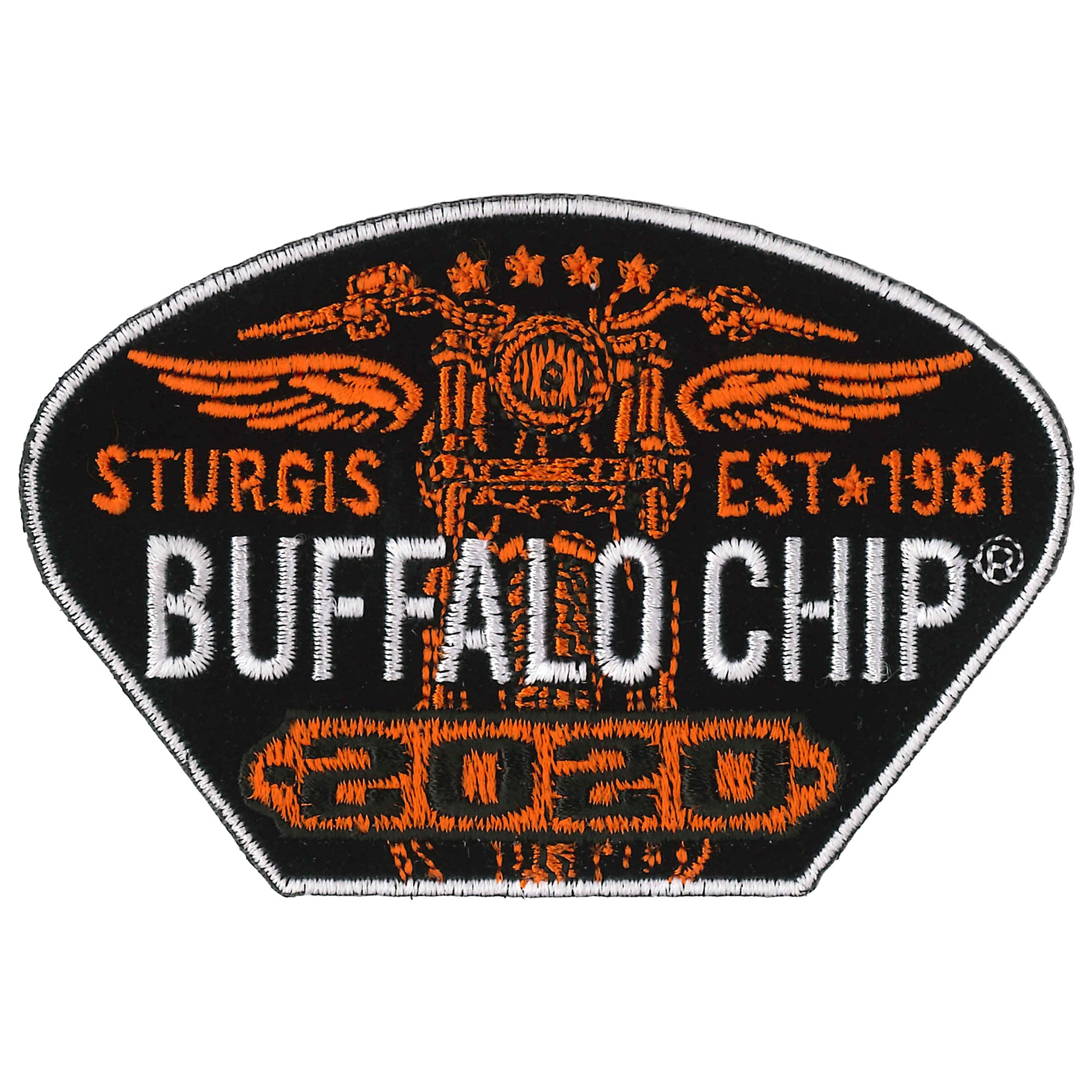 Chip 20 Flying Bike Patch