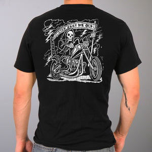 Hot Leathers Vintage Reaper T shirt