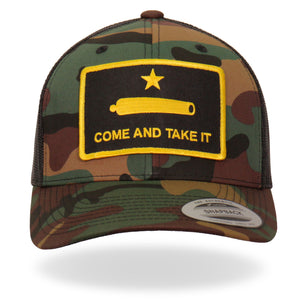 Hot Leathers Trucker Hat Come and Take It