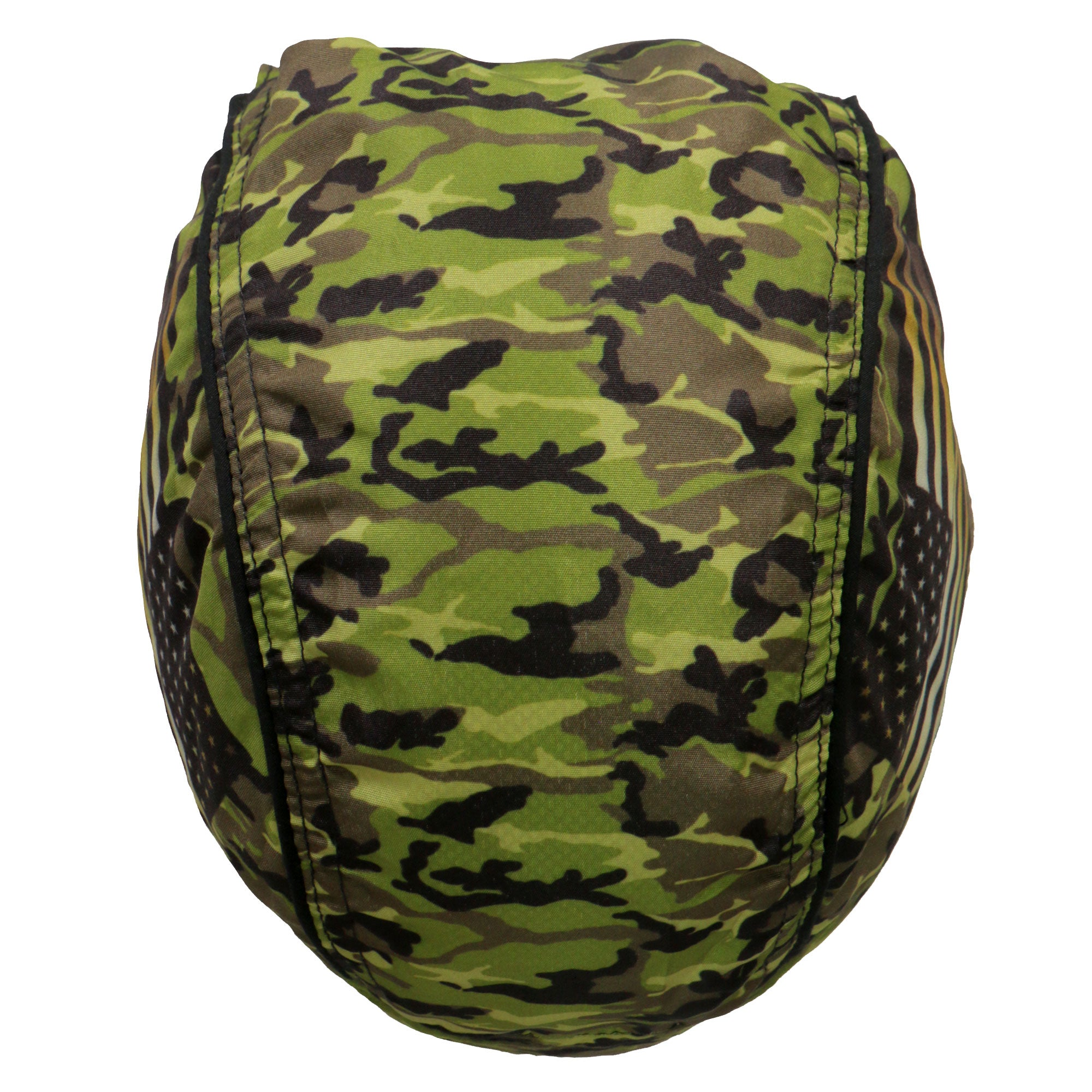 Hot leathers Camo Flag Headwrap