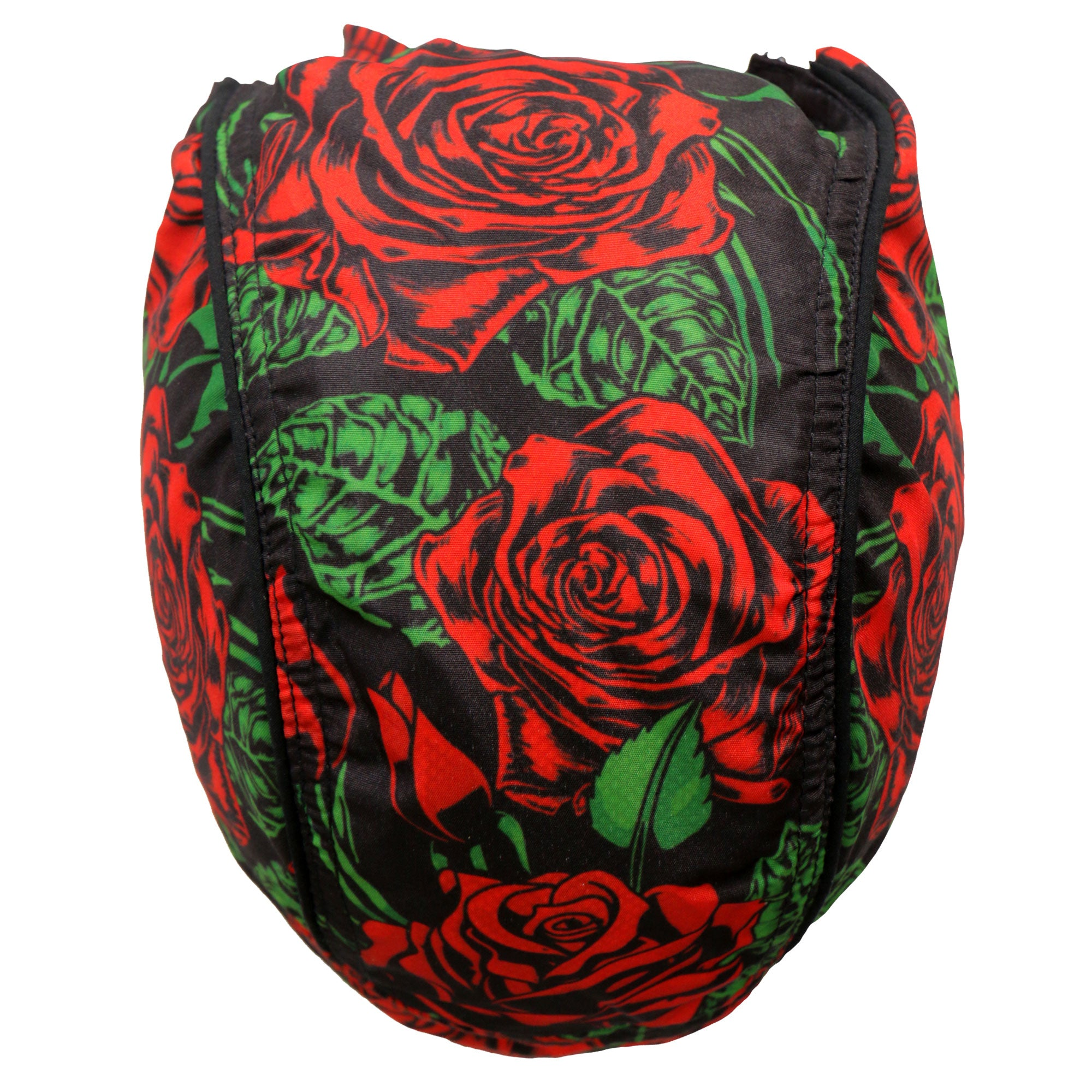 Hot Leathers Headwrap Roses