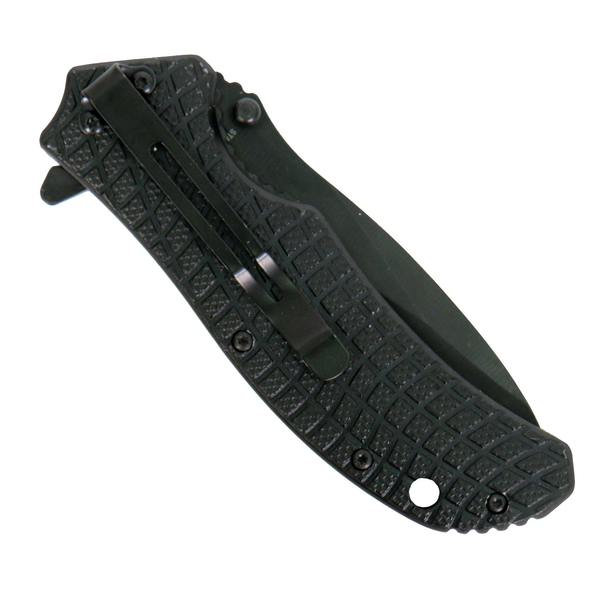 Hot Leathers Knife Tactile Textured Assist
