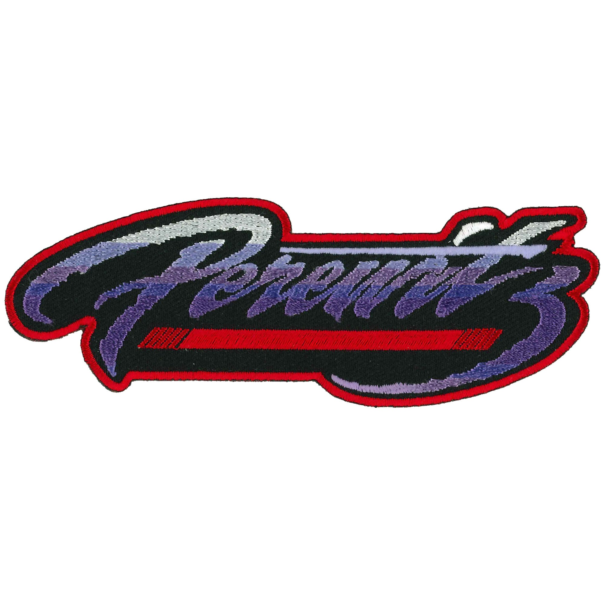 Perewitz Main Logo Patch 5""