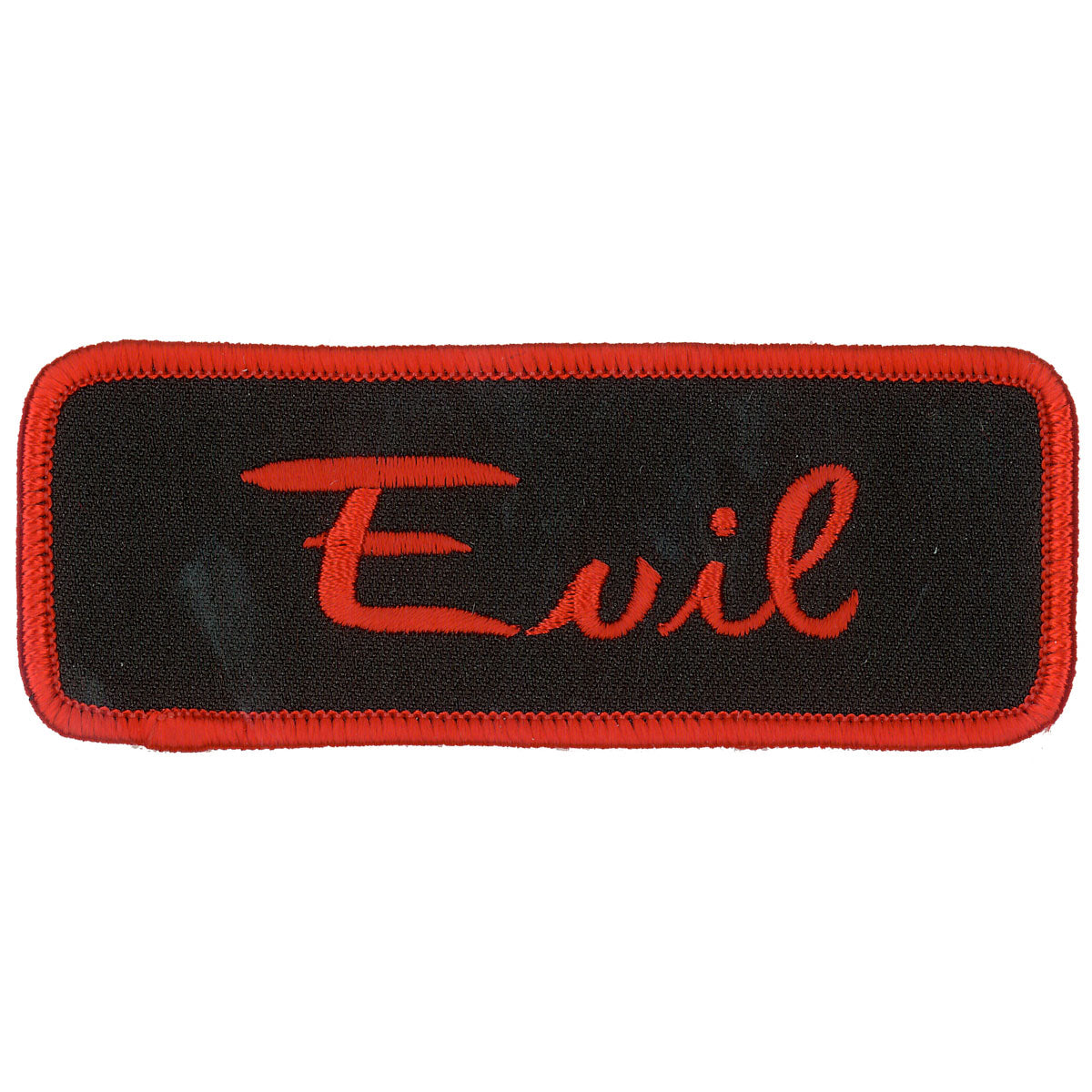 "Hot Leathers 4"" Evil Patch"