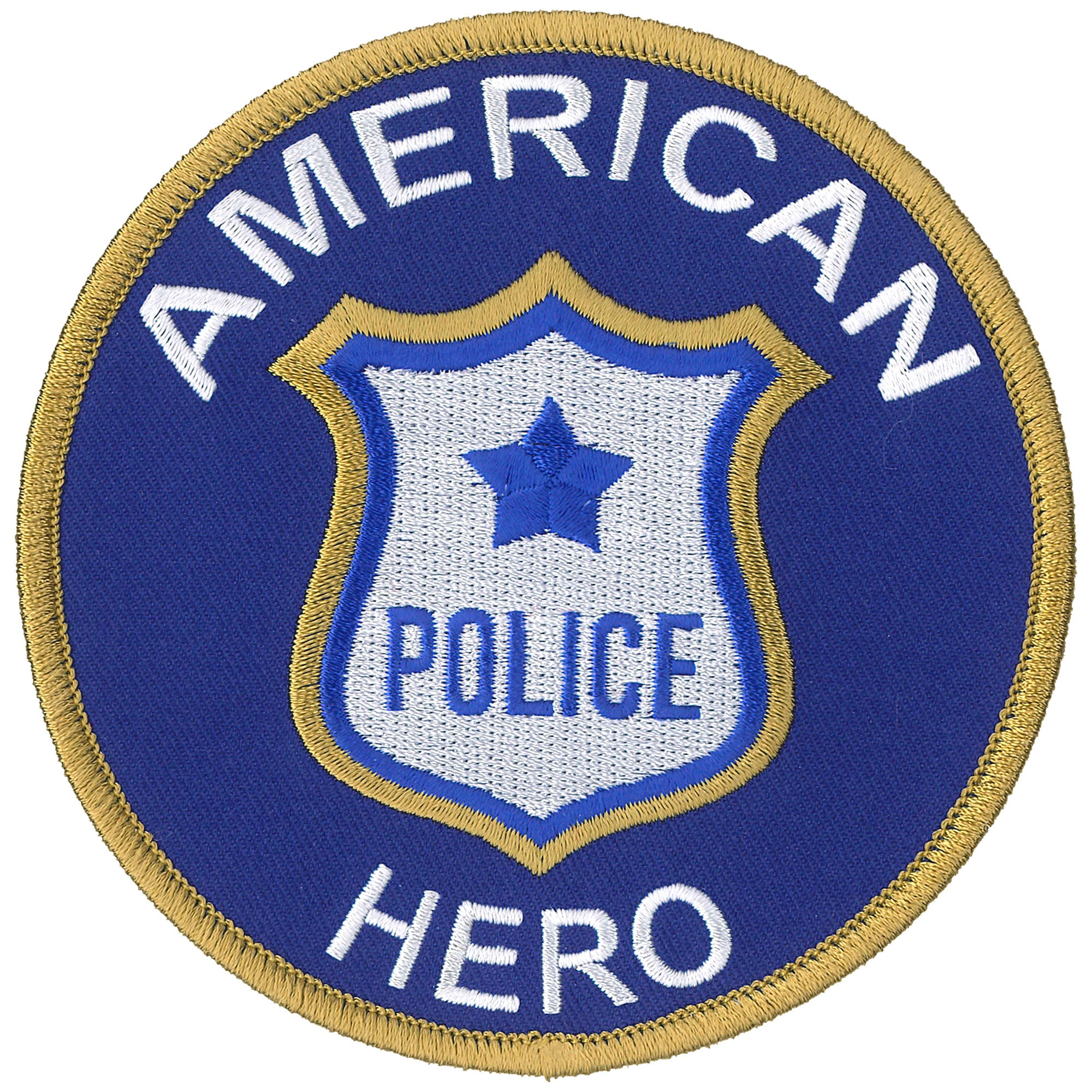 PATCH HERO POLICE
