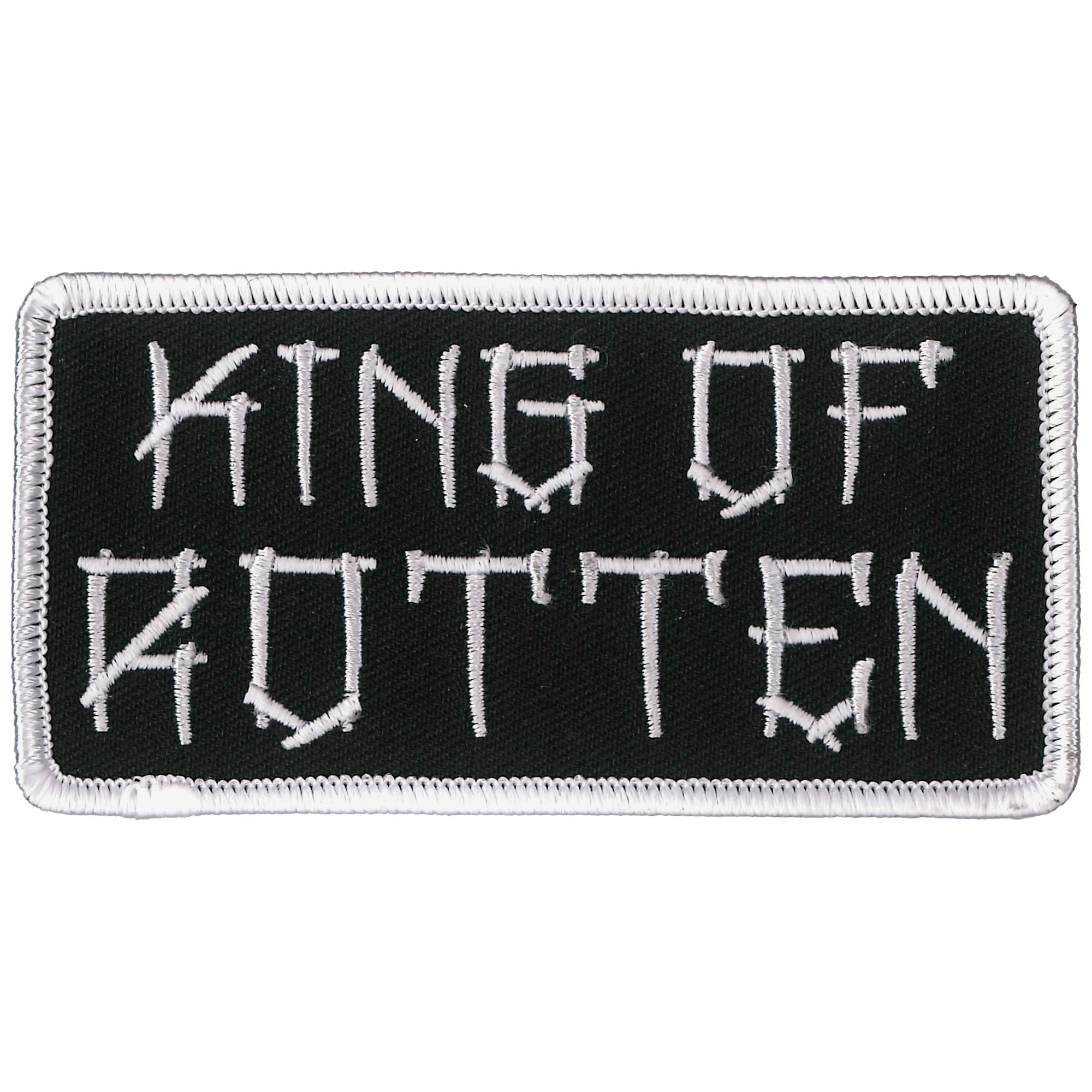 Hot Leathers King of Rotten Patch