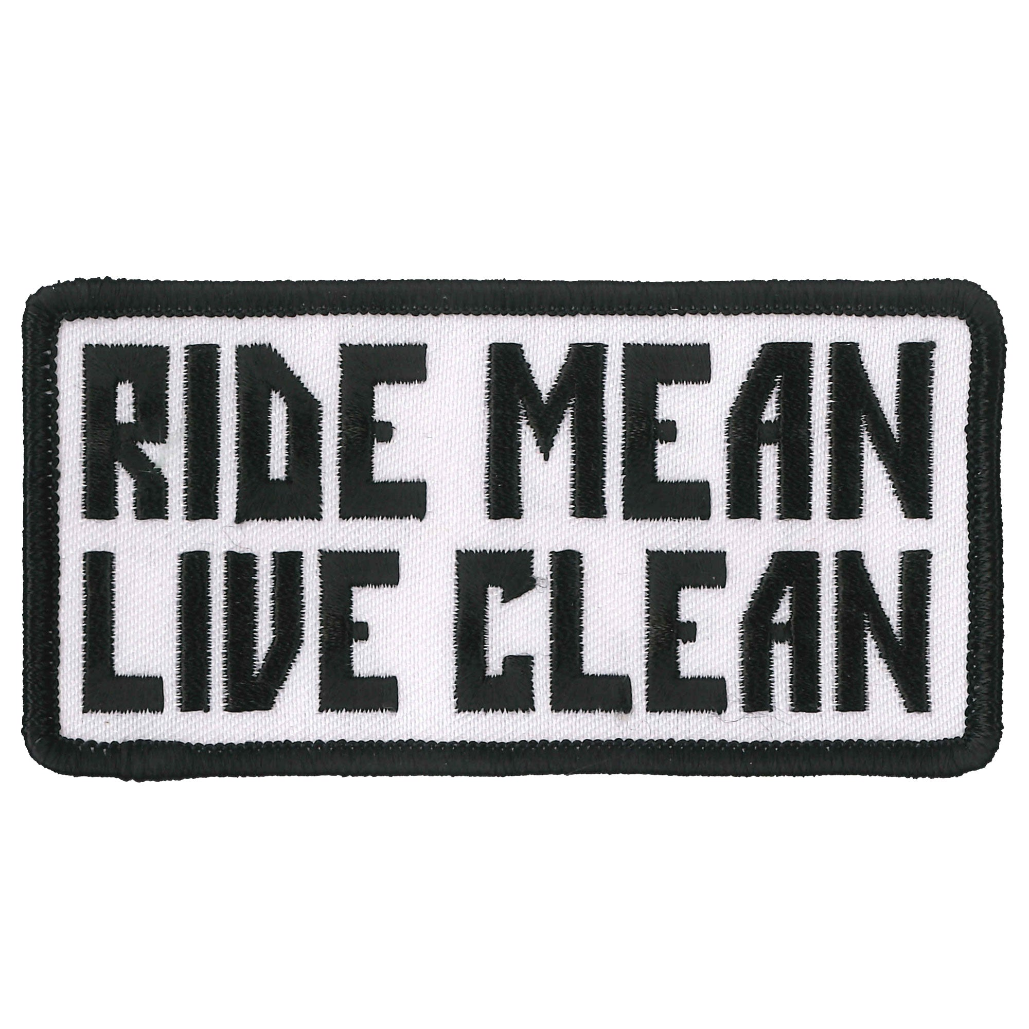 PATCH RIDE MEAN