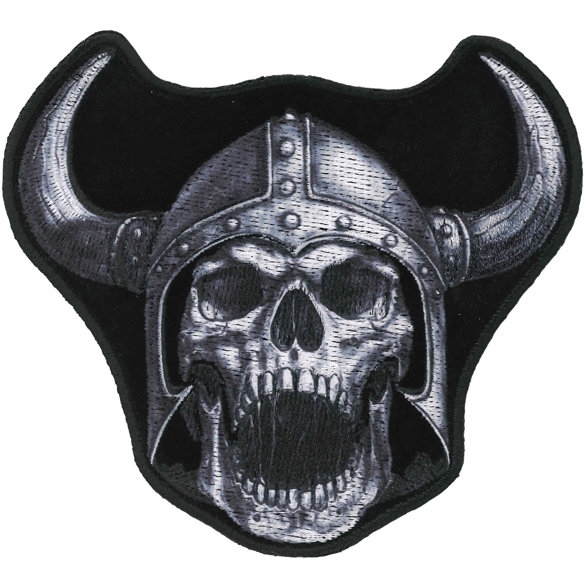 Hot Leathers Patch Viking Warrior 3.5""