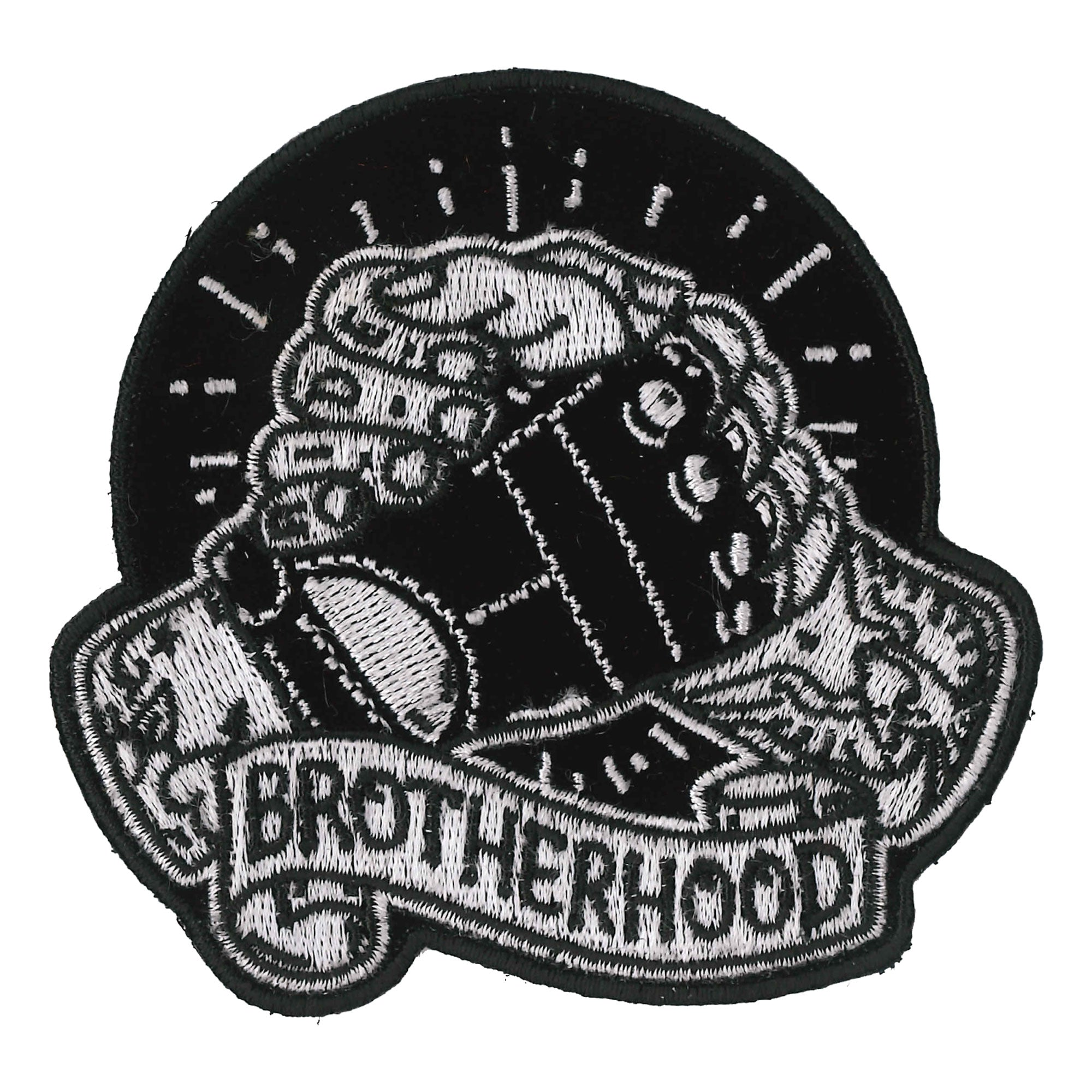 Hot Leathers Patch Bro Shakes 3.5""