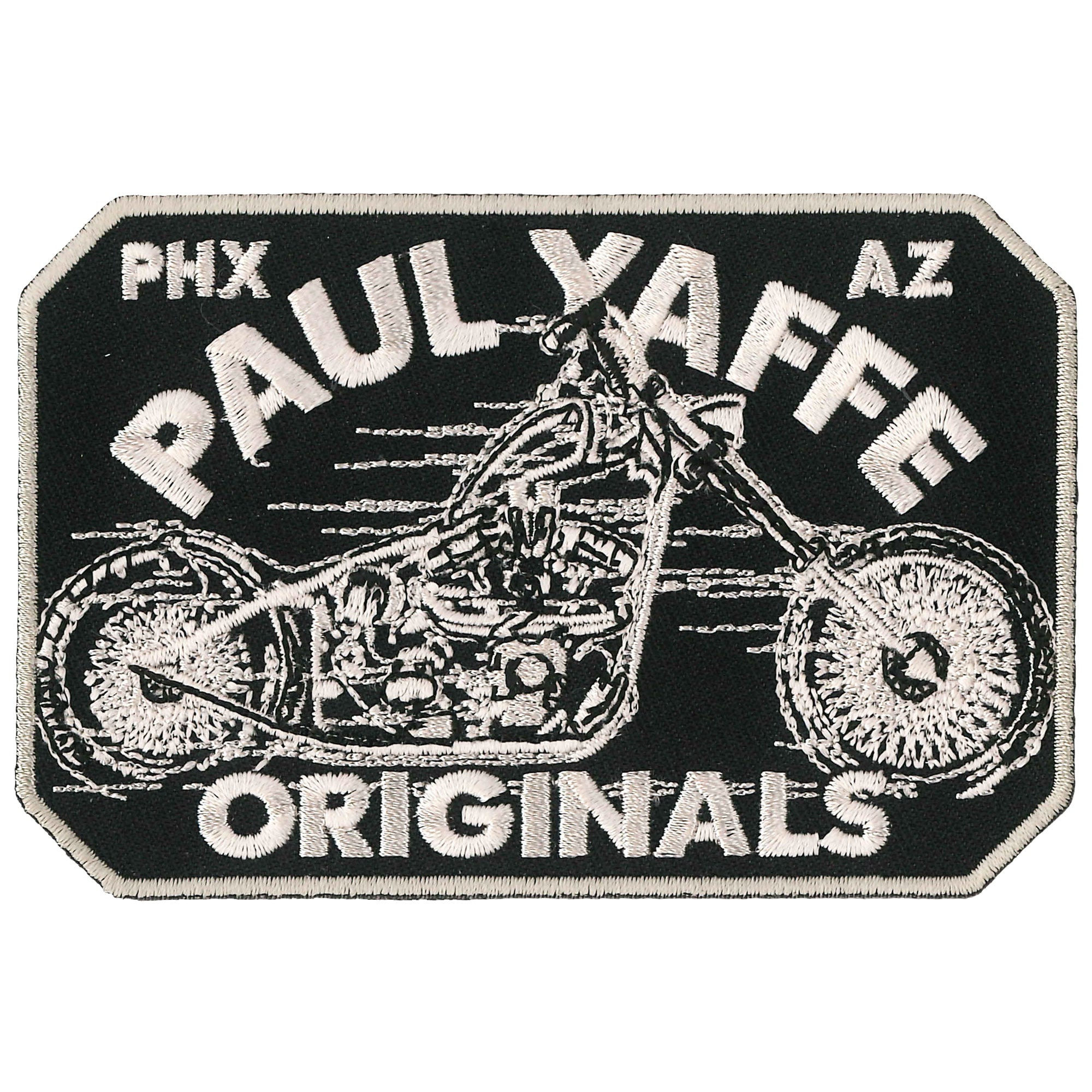 Official Paul Yaffe's El Cadiente Patch