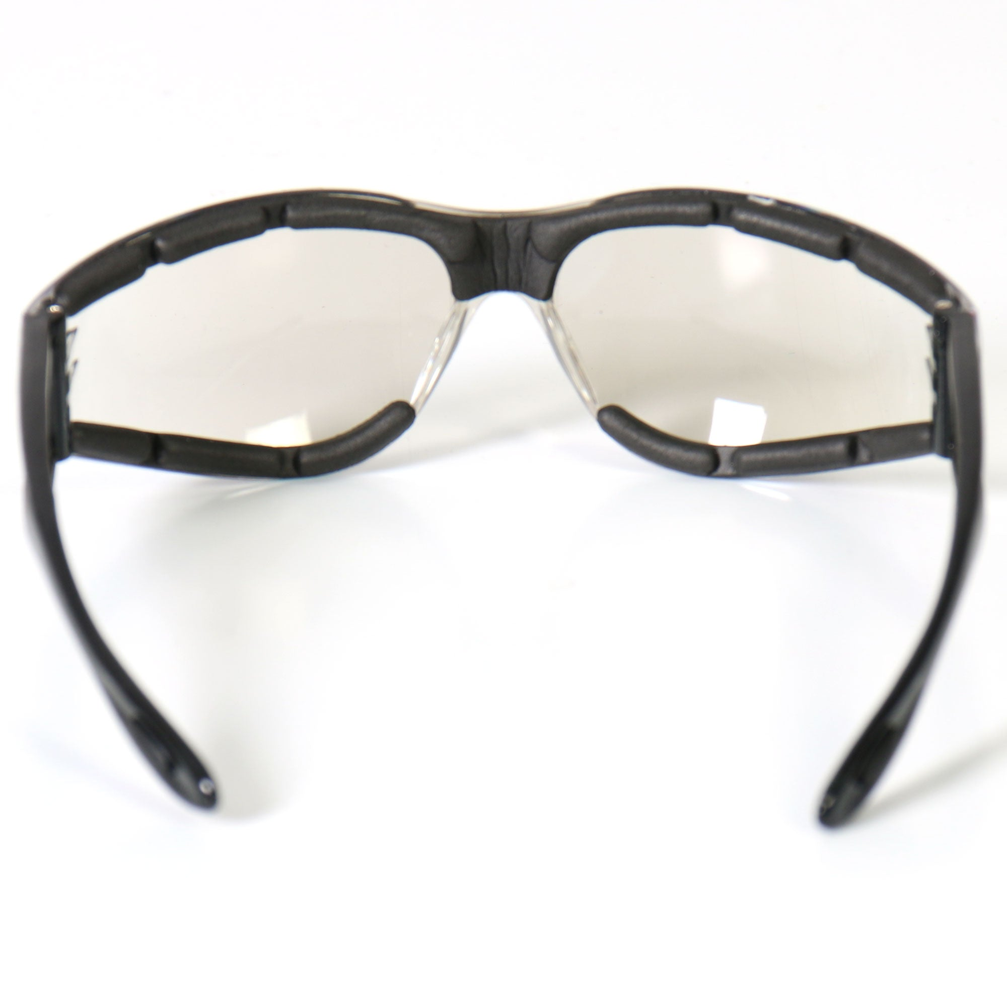 Hot Leathers Metal Flame Safety Sunglasses