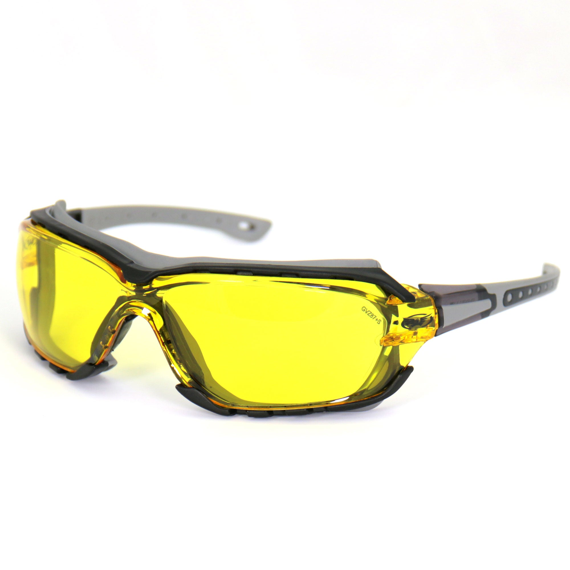 Hot Leathers Iceman Motorcycle Anti Fog Safety Sunglasses