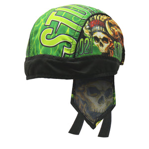 Official 2021 Sturgis Motorcycle Rally Head Wrap