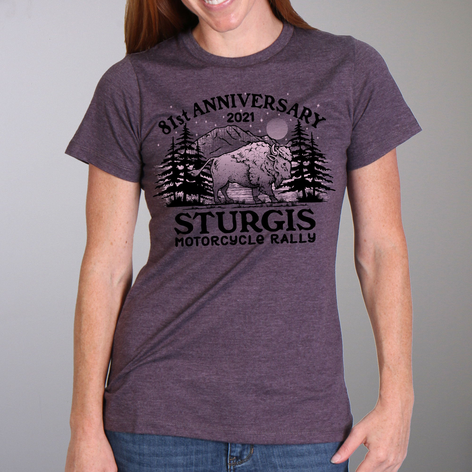 Sturgis 2021 Motorcycle Rally Camp T shirt