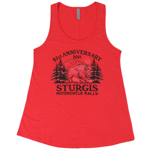 Sturgis 2021 Motorcycle Rally Camp Tank Top