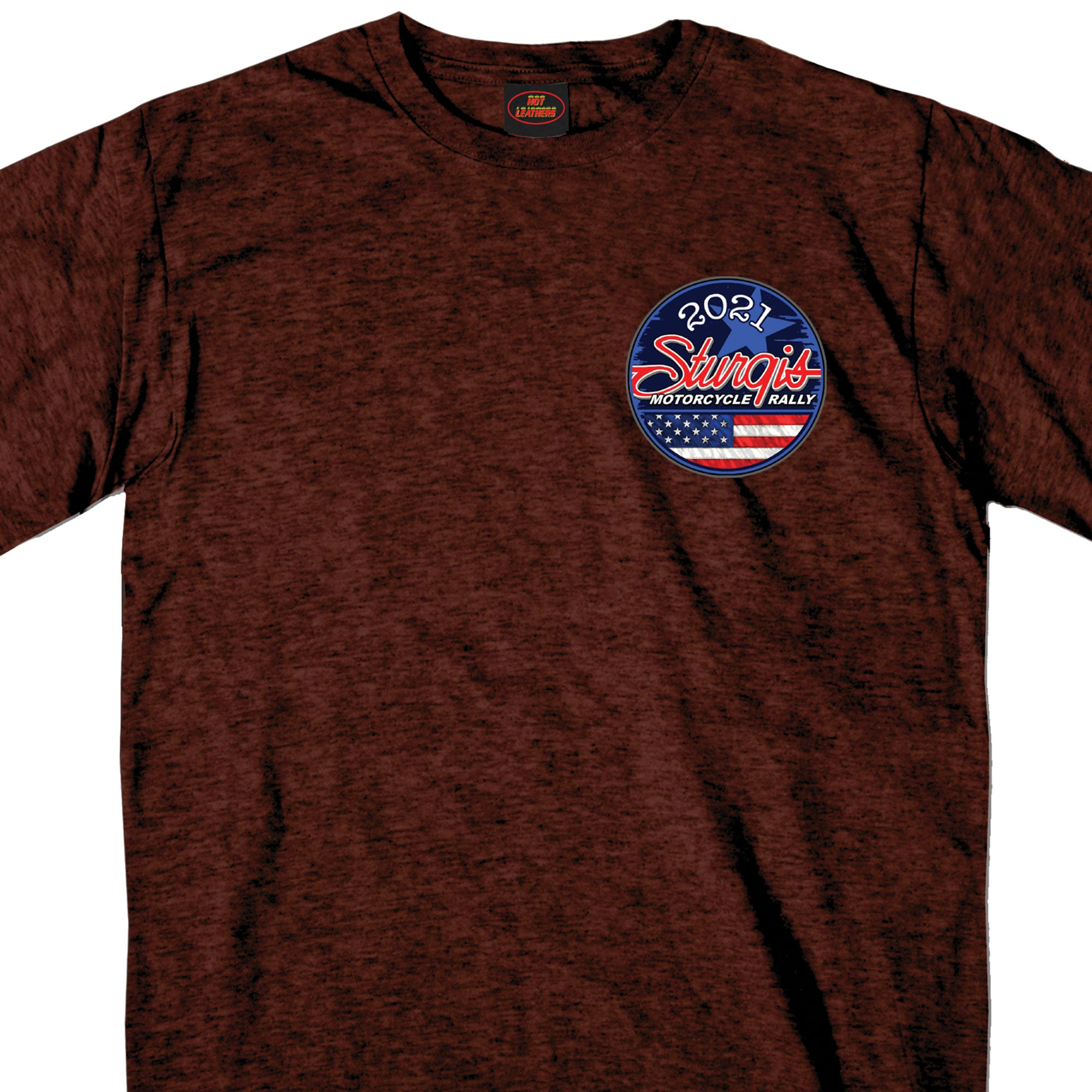 Sturgis 2021 Motorcycle Rally  Main St Photo T shirt