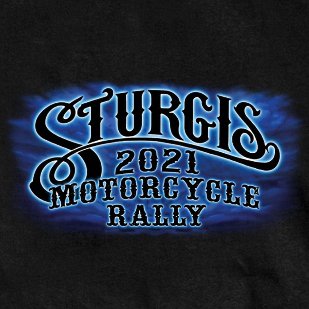 Sturgis Motorcycle Rally 2021 #1 Design American Spirit Shooter