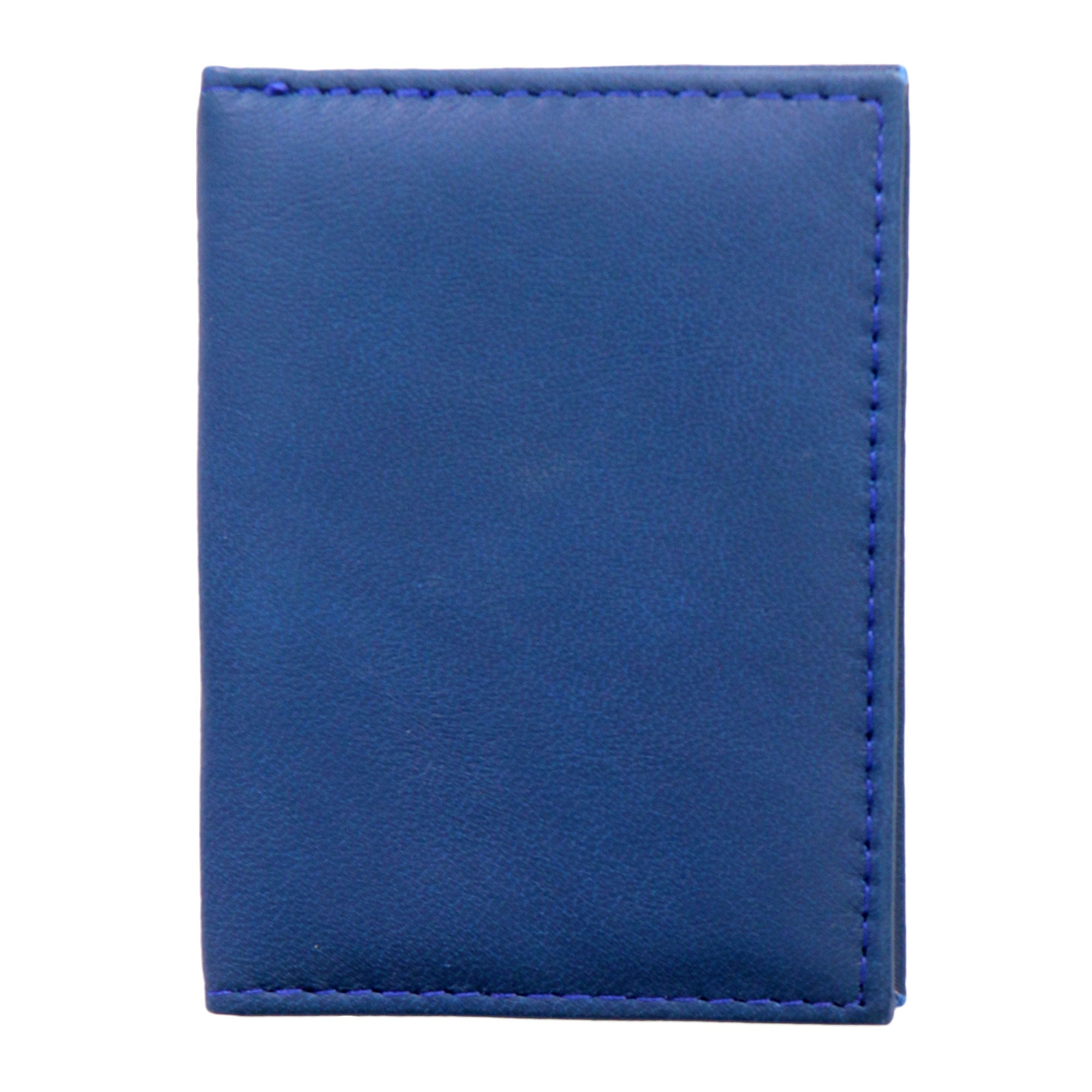 Hot Leathers Blue ID Holder
