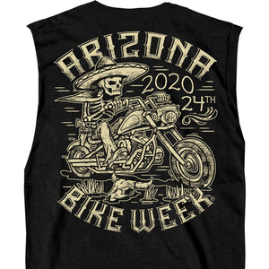 Official 2020 Arizona Bike Week Mexicali Shooter