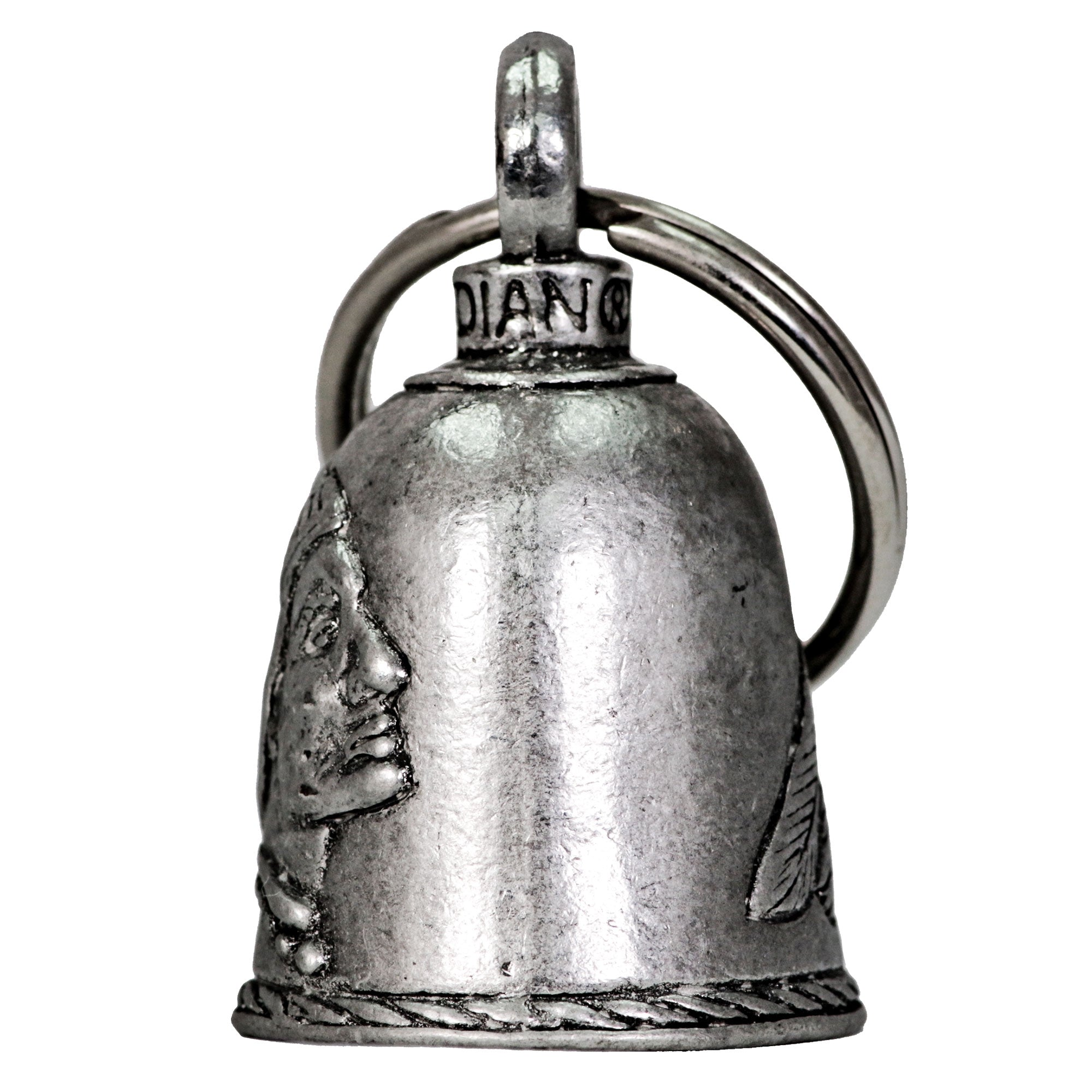 Hot Leathers Native American Guardian Bell