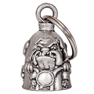 Hot Leathers Bulldog Guardian Bell
