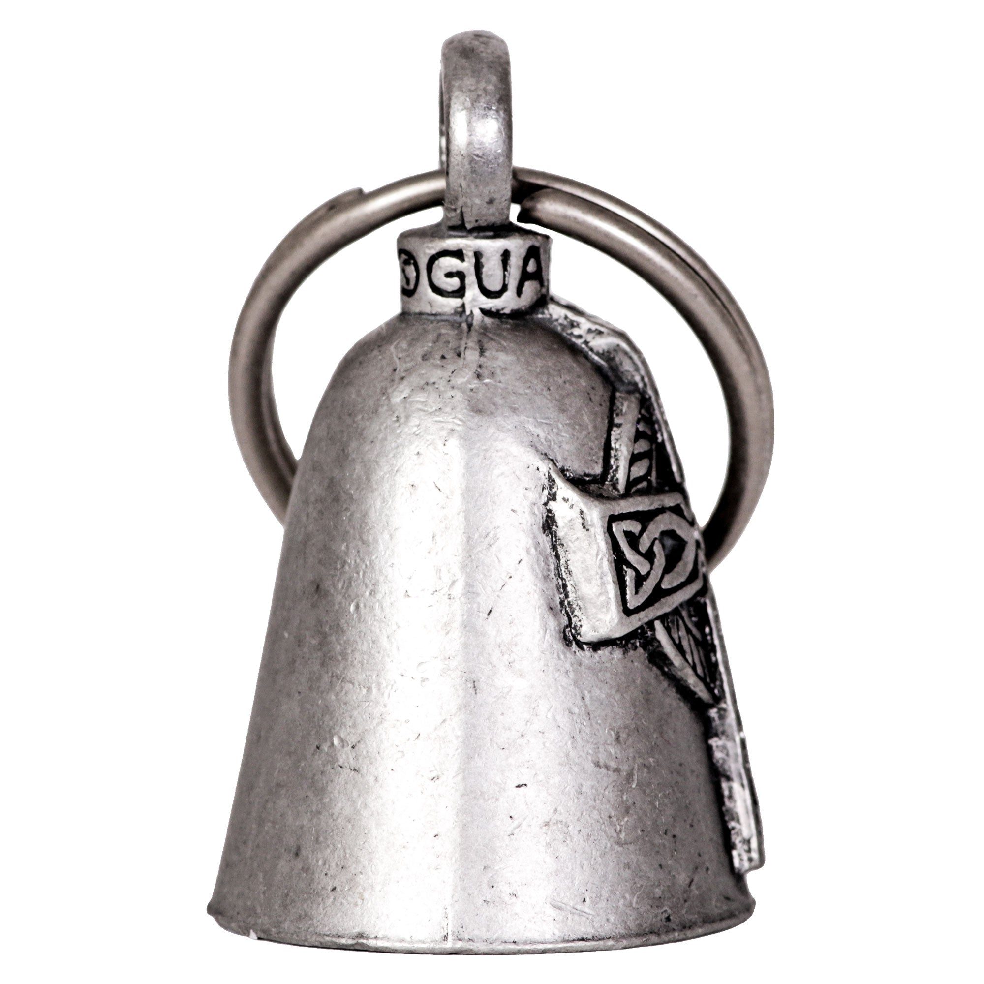 Hot Leathers Celtic Cross Guardian Bell