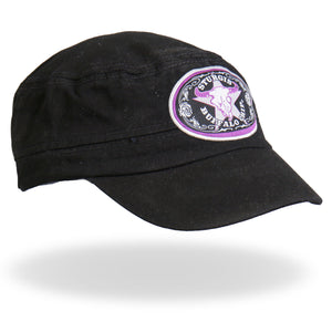 Official Sturgis Buffalo Chip Oval Logo Cadet Cap