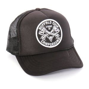 Official Sturgis Buffalo Chip Axe Trucker Hat