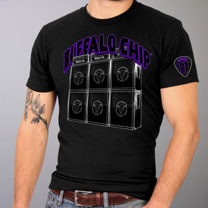 Official 2018 Sturgis Buffalo Chip Wall of Amps T-Shirt