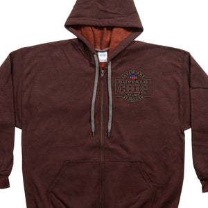 Official 2019 Sturgis Buffalo Chip Genuine Sweatshirt