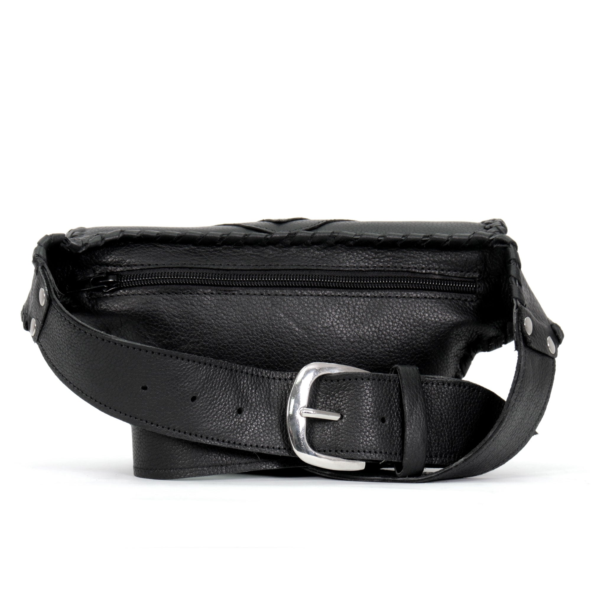 Hot Leathers Waist Pouch Purse