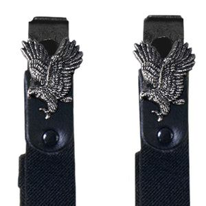 Hot Leathers Flying Eagle Motorcycle Riding Pant Clips