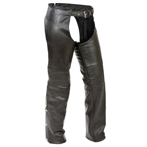 Hot Leathers Kids Leather Chaps