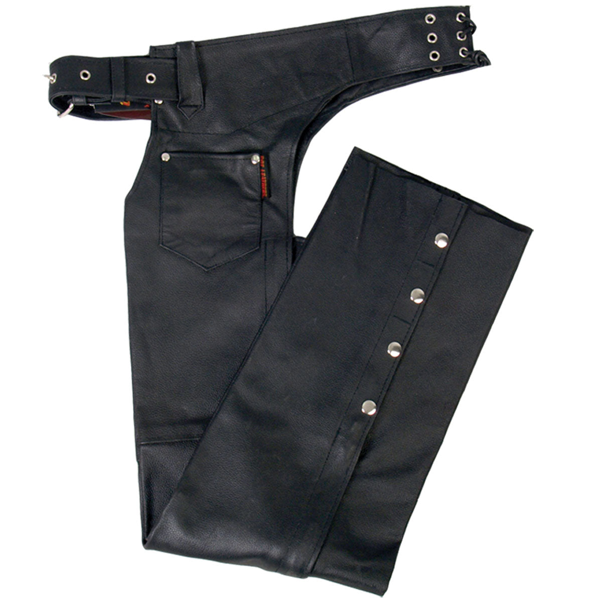 Hot Leathers Best Selling Unisex Leather Chaps