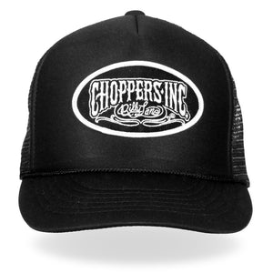 Official Billy Lane's Choppers Inc Logo Trucker Hat
