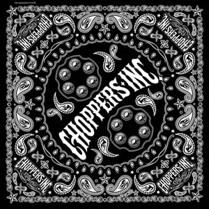 Official Billy Lane's Choppers Inc Paisley Bandana